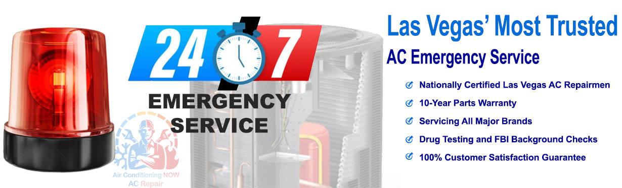 AC Emergency Service - Air Conditioning Now AC Repair Las Vegas